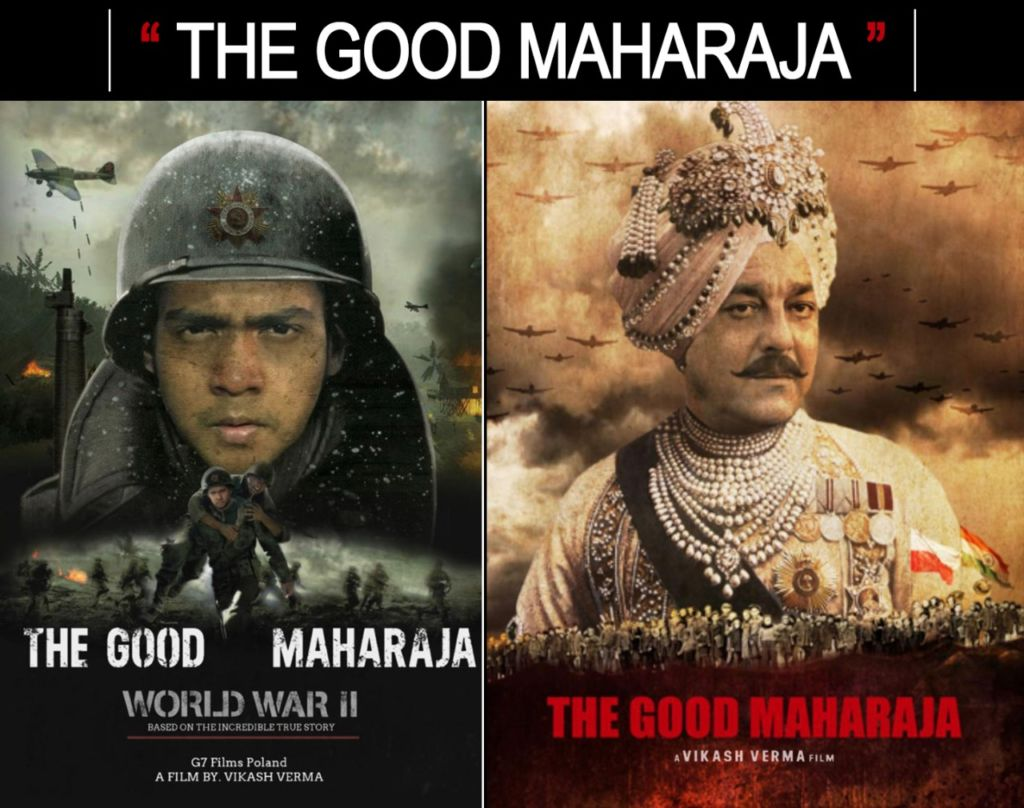 The Good Maharaja', slated for a Christmas 17 December 2022 release