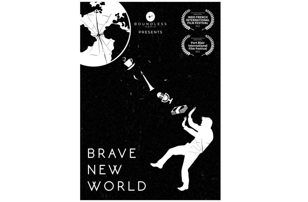 Boundless Media gears up for their internationally recognized satirical web series, Brave New World, on Hotstar.